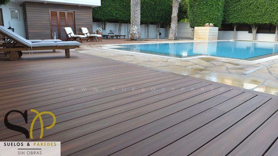 Suelos piscinas exteriores dise os arquitect nicos - Suelos para piscinas exterior ...