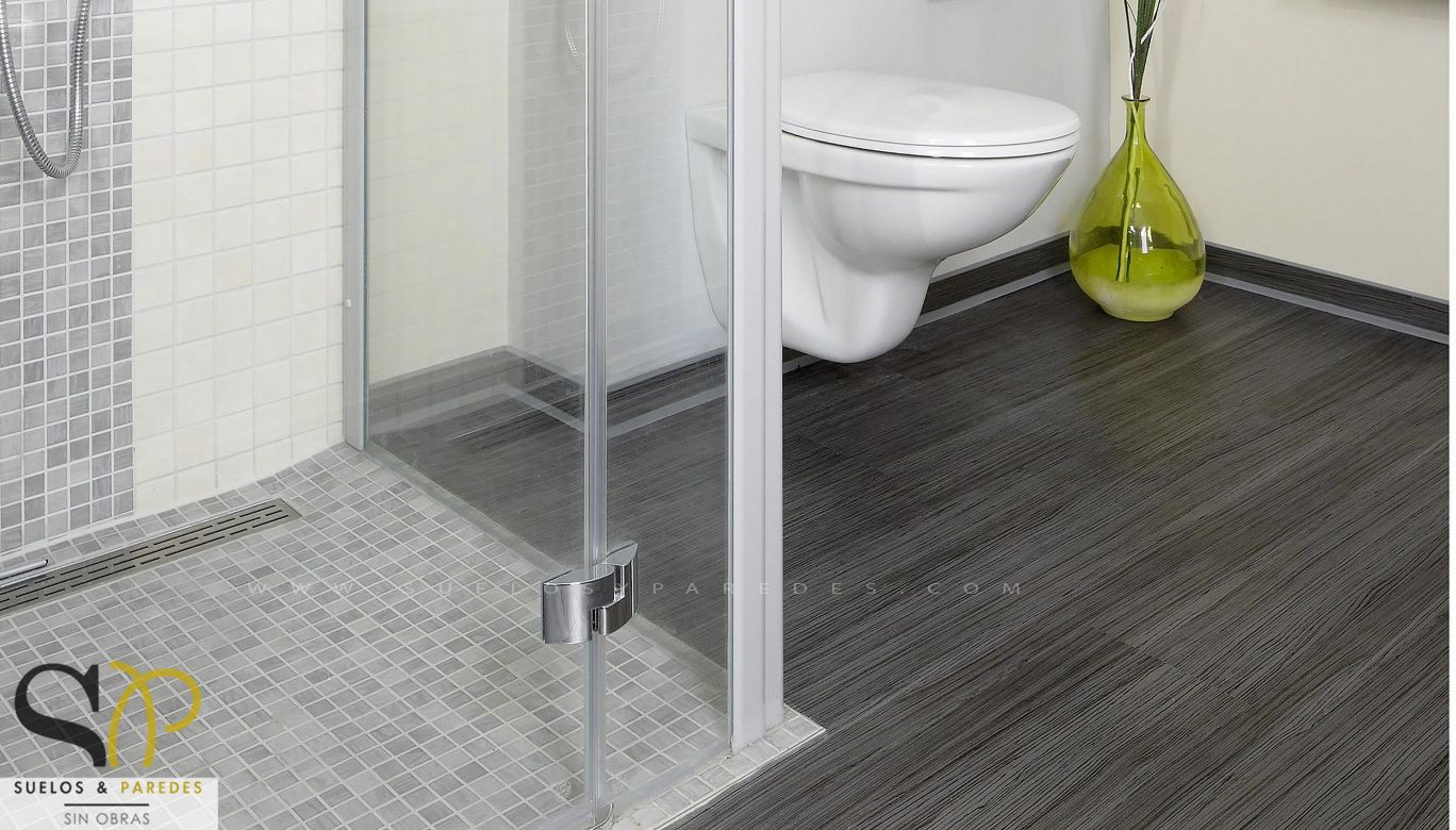 Revestimiento vinilico para ba os materiales de for Revestimiento vinilico para paredes de banos