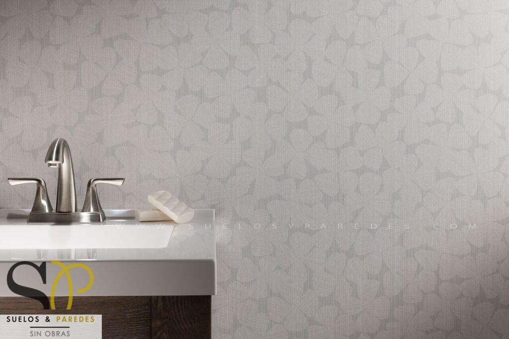 Genial revestimiento vinilico para ba os im genes ideas - Revestimiento vinilico para paredes ...
